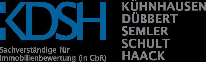 Logo KDSH - Sachverständige für Immobilienbewertung in Köln